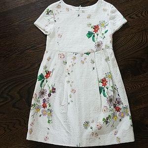 Zara girls dress, size 8.